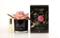 Côte Noire Perfumed Natural Touch Rose (Cherry Pink - Black)