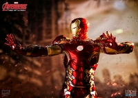Marvel: Iron Man (Mark 45) - 1:10 Scale Statue