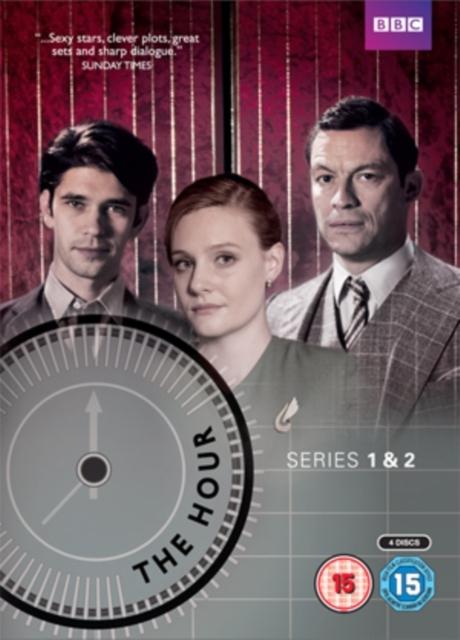 Hour Series 1-2 on DVD