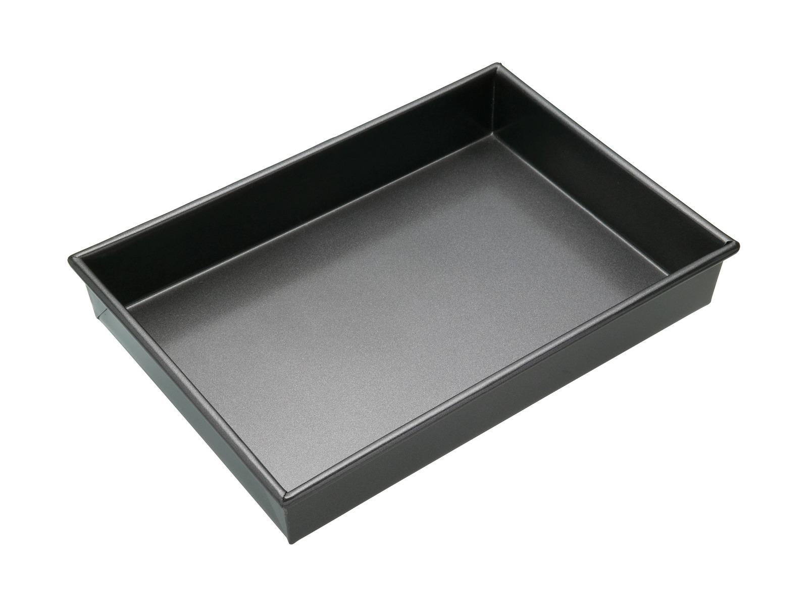 MasterClass: Non-Stick Rectangular Deep Cake Pan (35x24cm) image