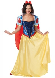 Disney: Snow White - Deluxe Costume (Small)
