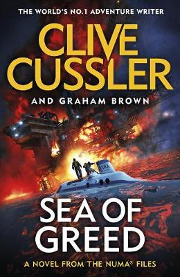 Sea of Greed by Clive Cussler image