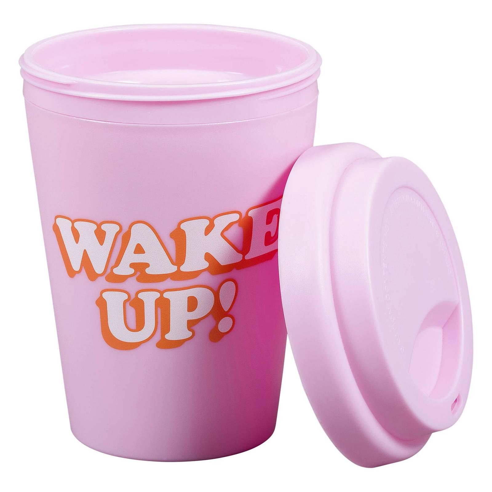 Yes Studio: Small Travel Mug - Wake Up image