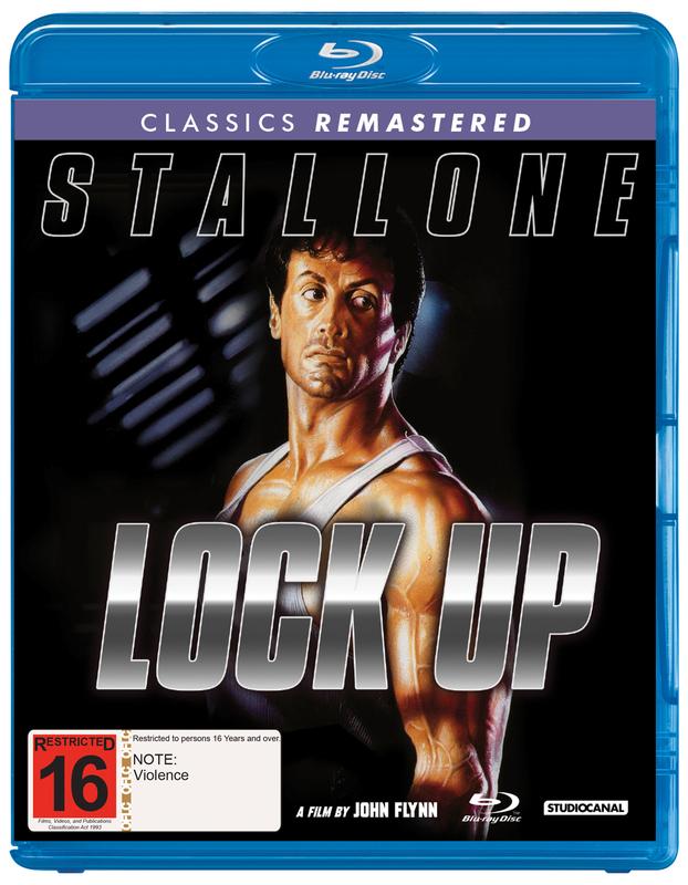 Lock Up on Blu-ray