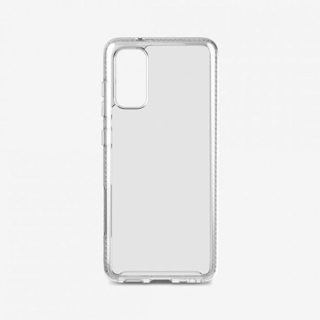 Tech21: Antimicrobial BioShield   Pure Clear for Samsung Galaxy S20 - Clear