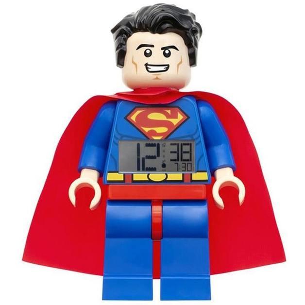 LEGO: DC Superman Alarm Clock