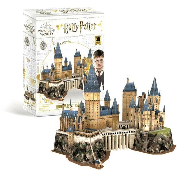 Cubic Fun: 3D Harry Potter Puzzle - Hogwarts Castle