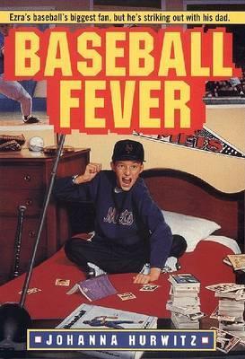 Baseball Fever by Johanna Hurwitz image