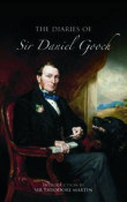 Diaries of Sir Daniel Gooch by Sir Daniel Gooch image