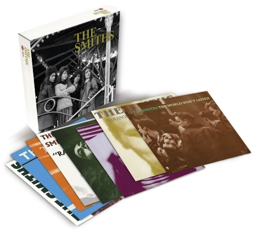 The Smiths: (8CD) [Complete Remastered Box Set] by The Smiths