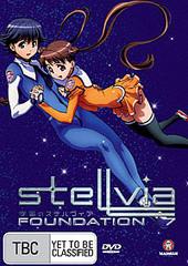Stellvia - Foundation 7 on DVD