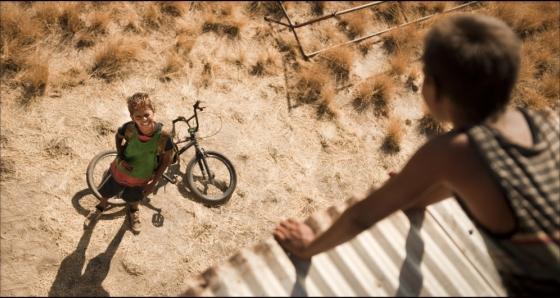 Satellite Boy on DVD image