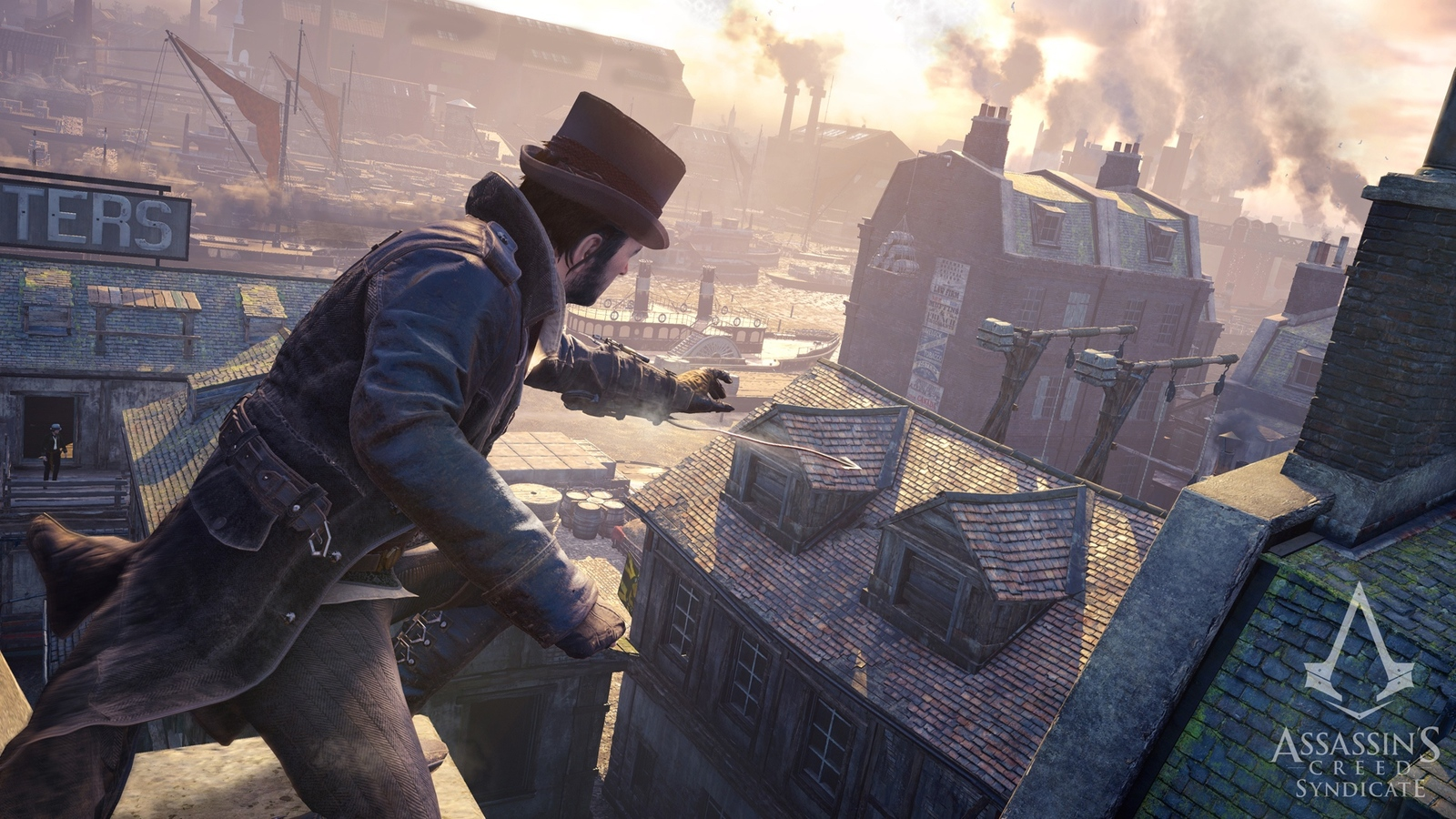 Assassin's Creed Syndicate for Xbox One image