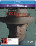 Justified - The Final Season on Blu-ray