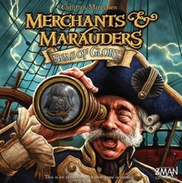 Merchants and Marauders: Seas of Glory Expansion