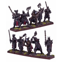 Kings of War Undead Soul Reaver Infantry Troop