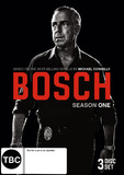 Bosch: Season 1 on DVD