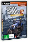 Farming Simulator 2015 Expansion Pack for PC Games