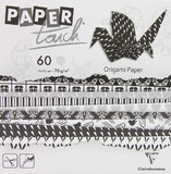 Origami Paper Pack - Black & White (15x15cm)
