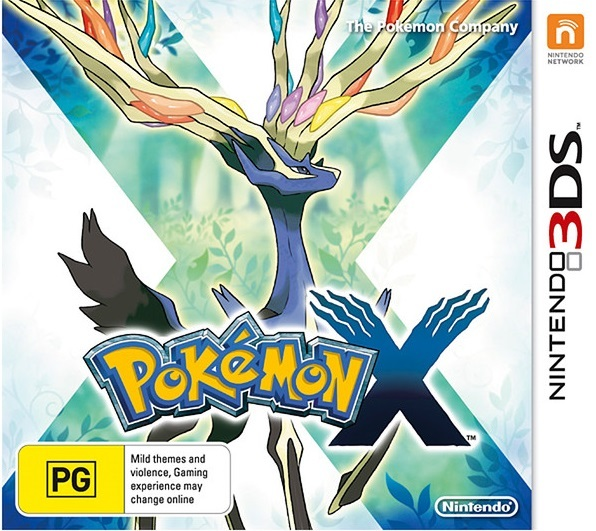Pokemon X for Nintendo 3DS image