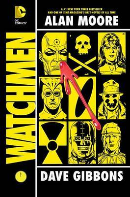 Watchmen by Alan Moore image