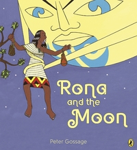 Rona And The Moon by Peter Gossage