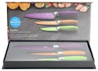 Taylor's Eye Witness 3pc Colourful Knife Set image