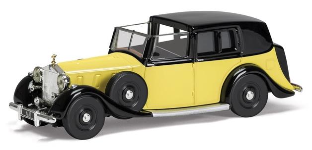 Corgi: 1/36 James Bond Rolls Royce Phantom III 'Goldfinger'