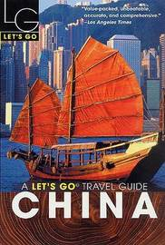 Let's Go China by Let's Go Inc image