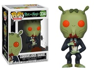 Rick & Morty – Cornvelious Daniel Pop! Vinyl Figure