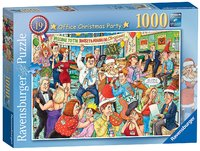 Ravensburger: 1000pc Jigsaw Puzzle - Office Christmas Party