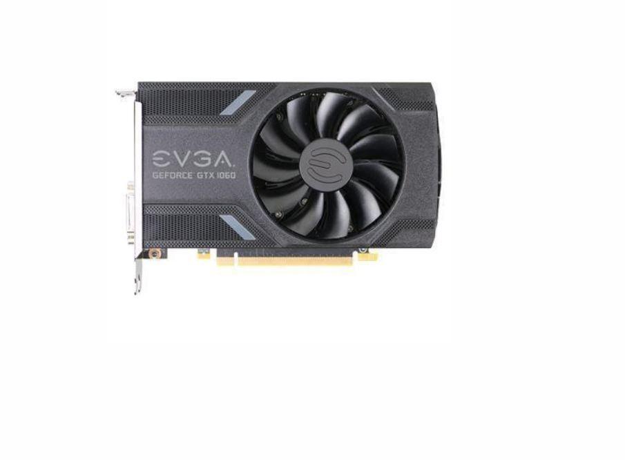 EVGA GeForce GTX 1060 Gaming 6GB Graphics Card image