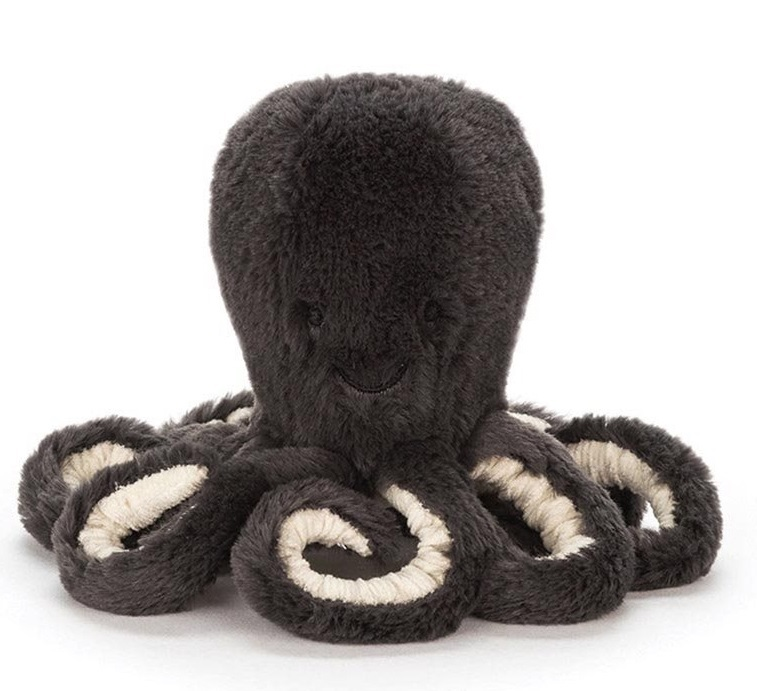 Jellycat: Inky Octopus - Baby Plush image