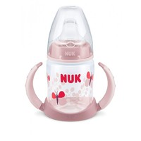 NUK: First Choice - Training Bottle 6 - 18 Months (150ml) - Pink