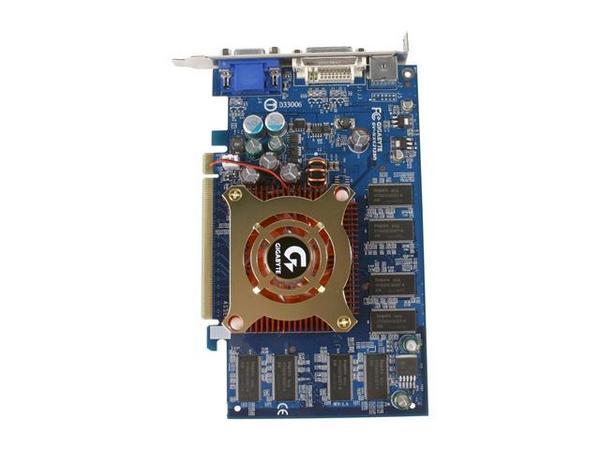 Gigabyte GB 6200  128MB  AGP image