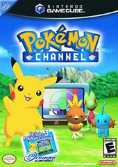 Pokemon Channel for GameCube