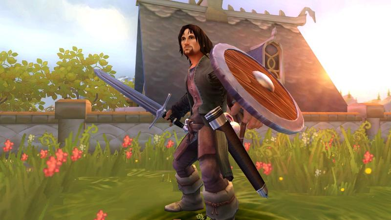 Lord of the Rings: Aragorn's Quest for PlayStation 2 image