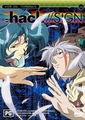 .Hack SIGN - Vol. 6: Terminus on DVD