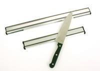 Magnetic Knife Rack Aluminium 45cm