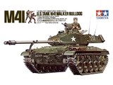 Tamiya US M41 Walker Bulldog 1:35 Model Kit