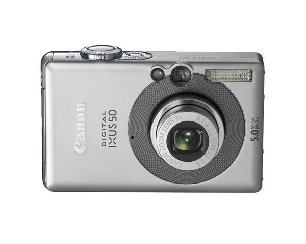 Canon Digital Camera 5MP IXUS 50