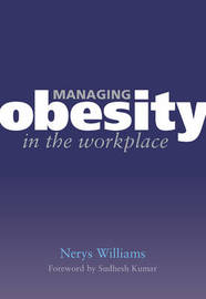 Managing Obesity in the Workplace by Nerys Williams image