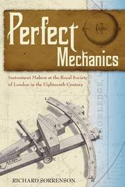 Perfect Mechanics by Richard Sorrenson