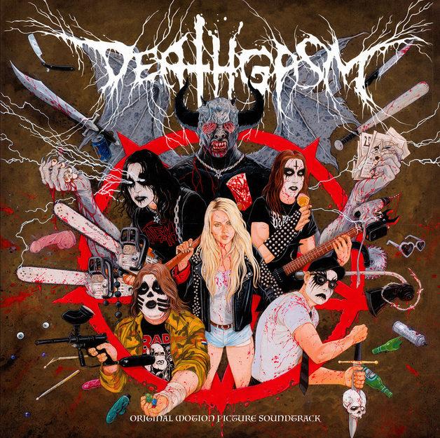 Deathgasm - Original Movie Soundtrack (2LP) by Various