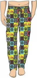 Power Rangers: Neo All Over Print - Sleep Pants (Medium)
