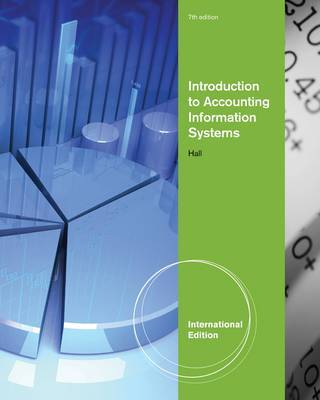 Accounting Information Systems by James A Hall