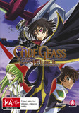 Code Geass: Complete Series (10th Anniversary - Limited Edition) on DVD