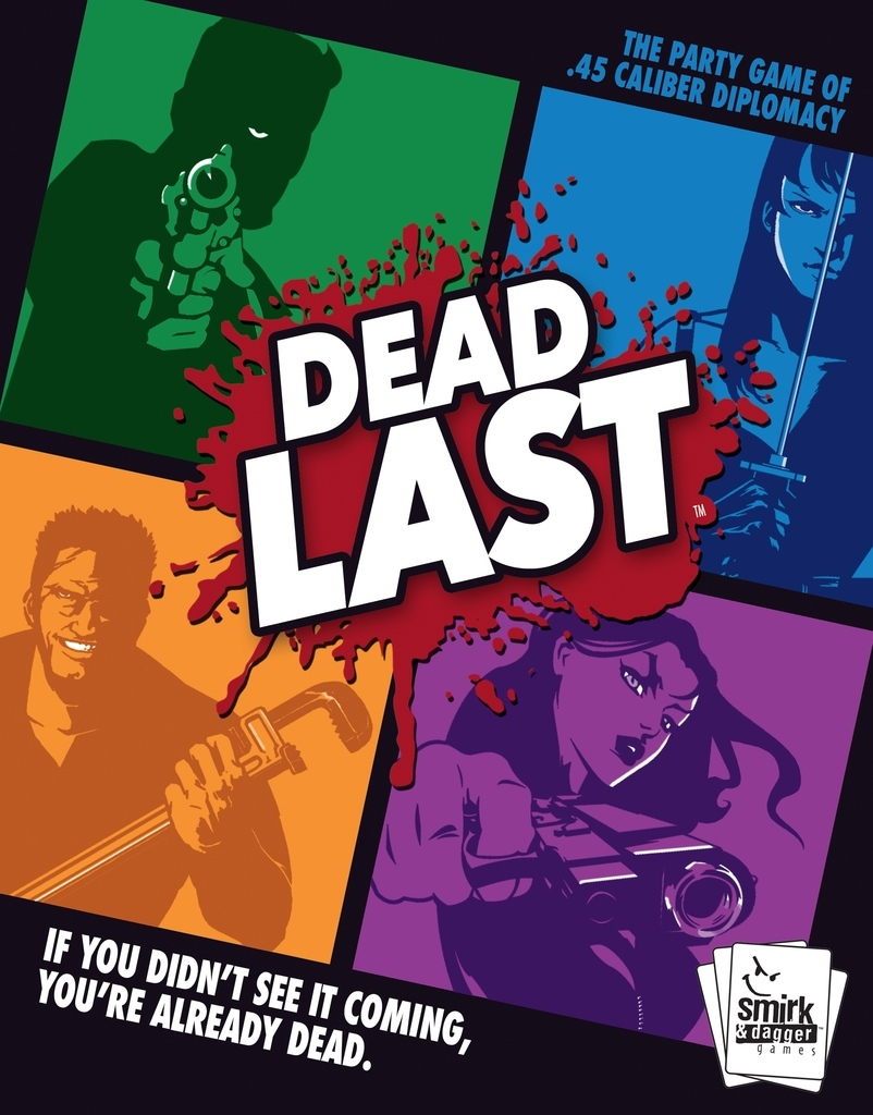 Dead Last - Card Game image