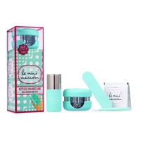 Le Mini Macaron All in One Gel Manicure Kit - Sweet Mint