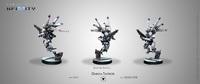 Infinity: Garuda Tactbots (Boarding Shotgun)
